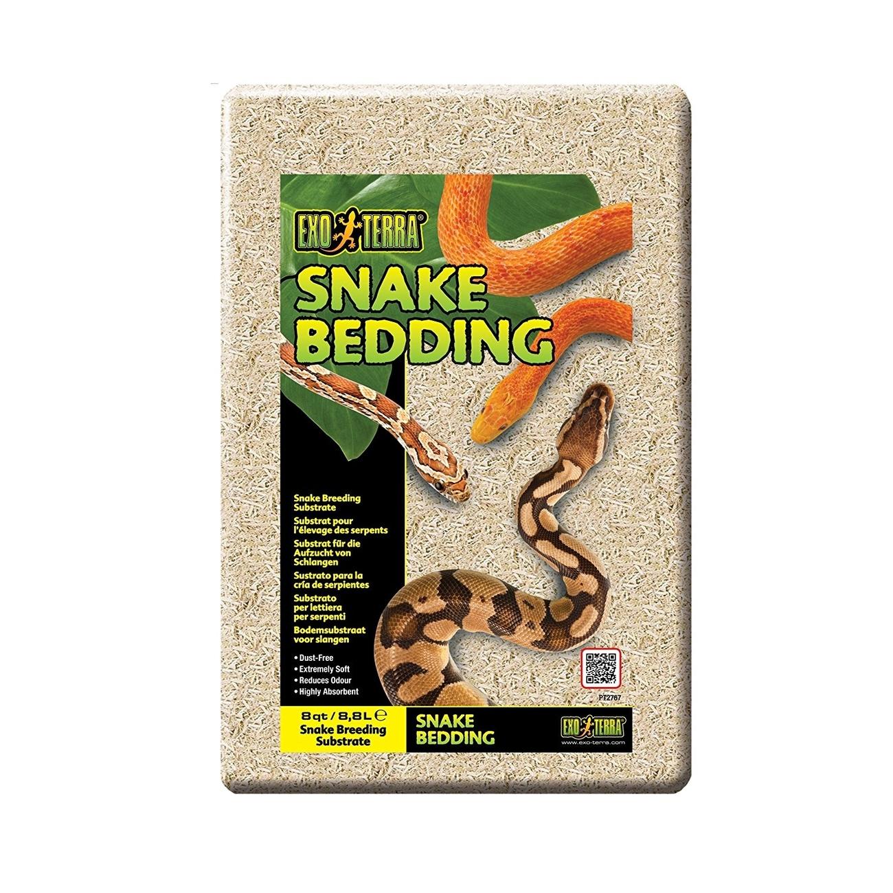 Exo Terra - Substrat für Schlangenaufzucht