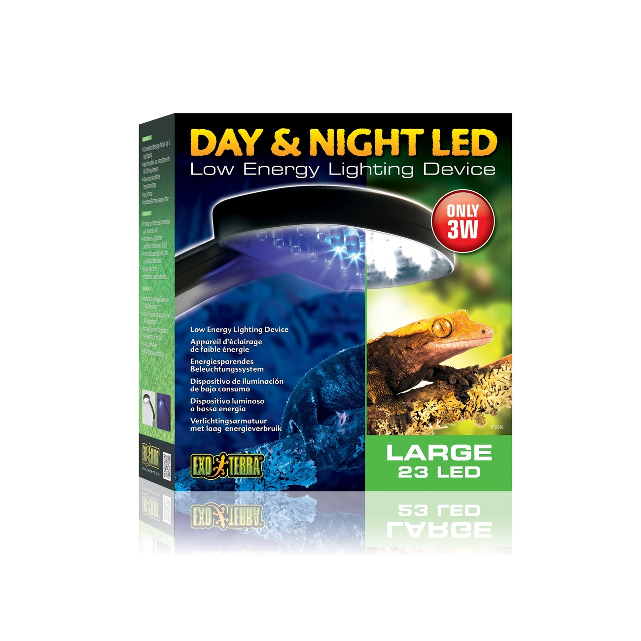 Exo Terra - Tag und Nacht LED Beleuchtung, Bild 3