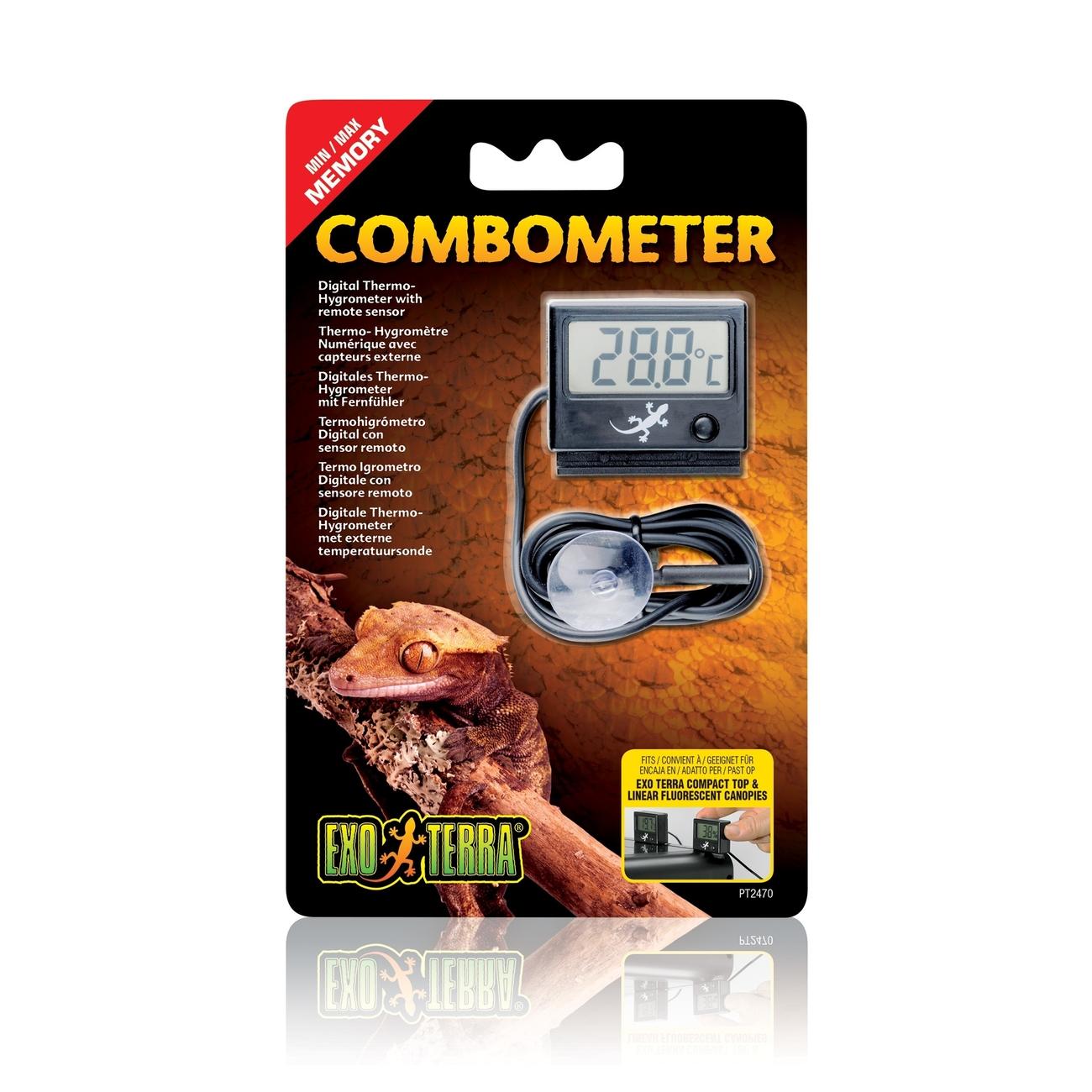 Exo Terra - Thermometer und Hygrometer (2in1), digital