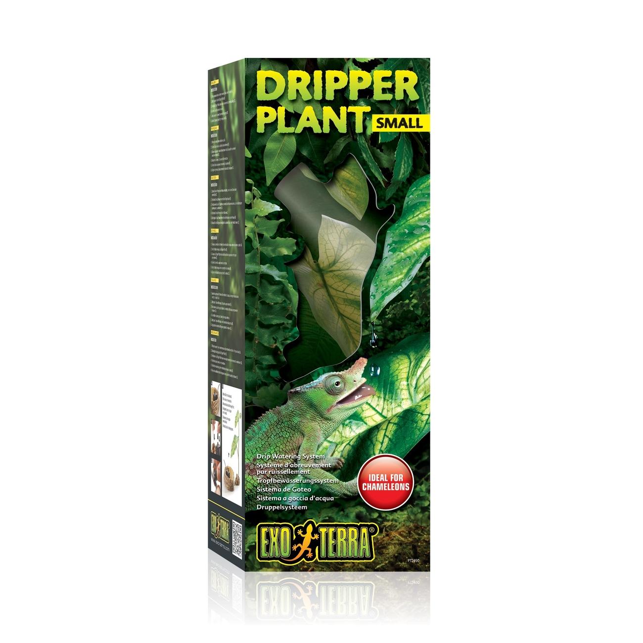 Exo Terra - Tropfpflanze mit Pumpe