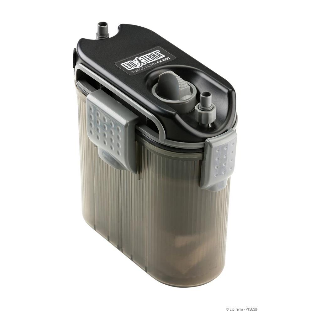 Hagen Exo Terra - Turtle Filter FX-200 Außenfilter, 20,0 x 18,5 x 10,5 cm
