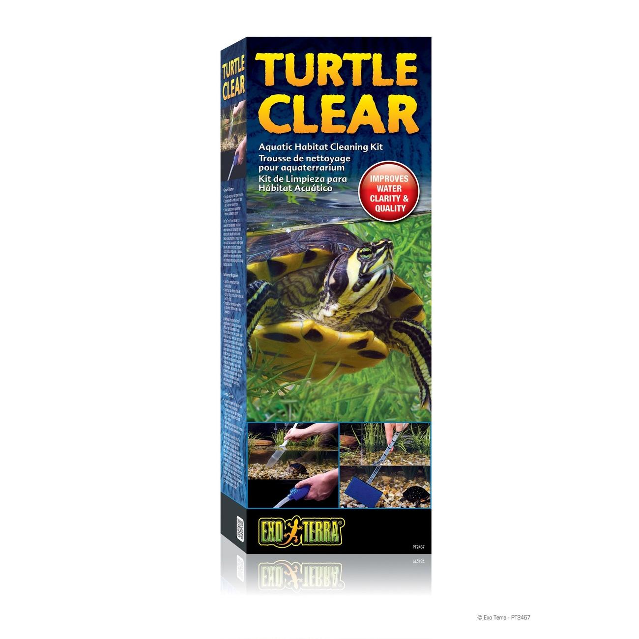 Hagen Exo Terra - Turtle Reinigungsset, Reinigungsset