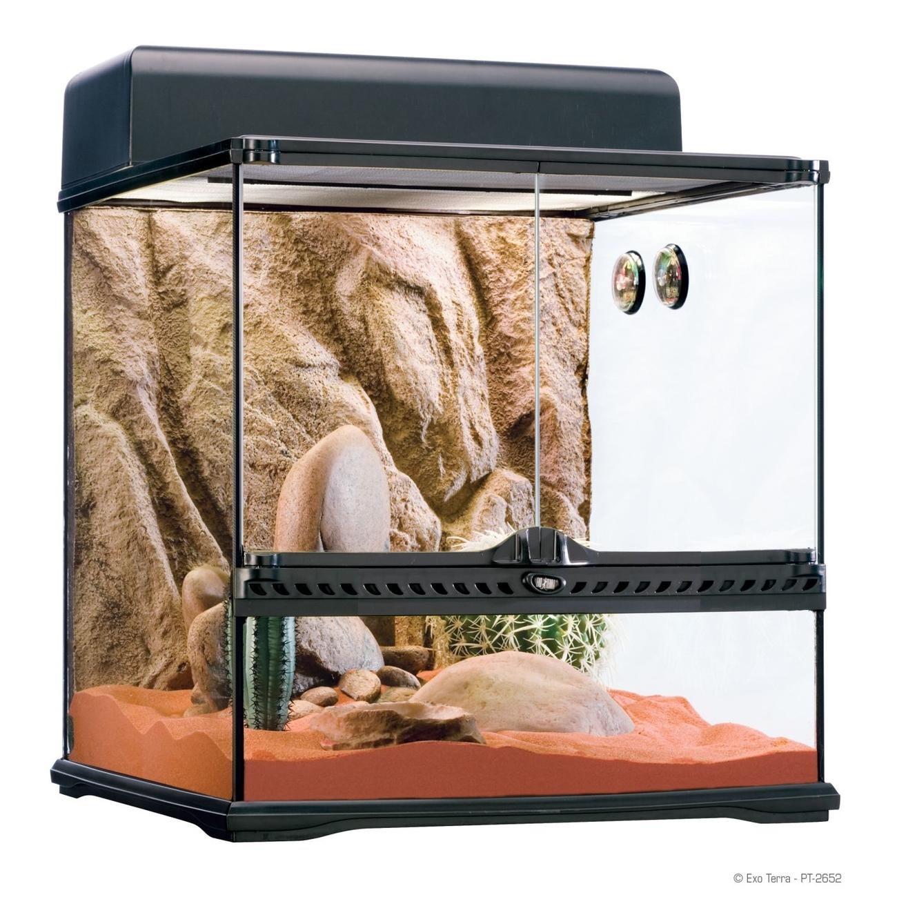 Hagen Exo Terra - Wüsten Habitat Kit, Kit - 45 x 45 x 45 cm