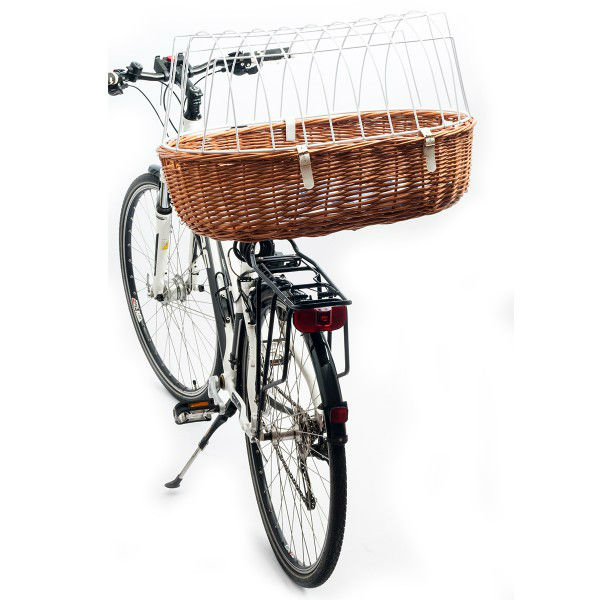 Aumüller Fahrradkorb für Hunde Rahmenmontage hinten, Bild 2
