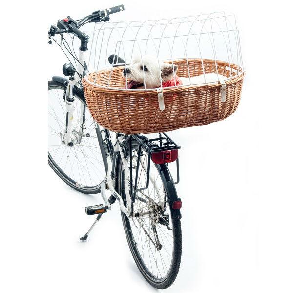 Aumüller Fahrradkorb für Hunde Rahmenmontage hinten, Bild 3