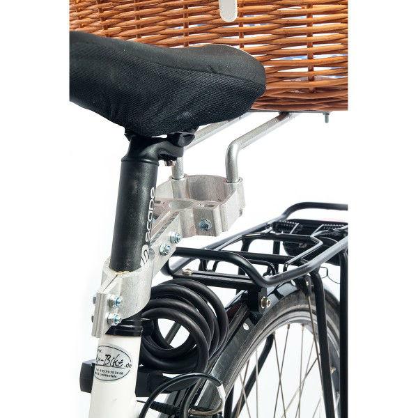 Aumüller Fahrradkorb für Hunde Rahmenmontage hinten, Bild 4