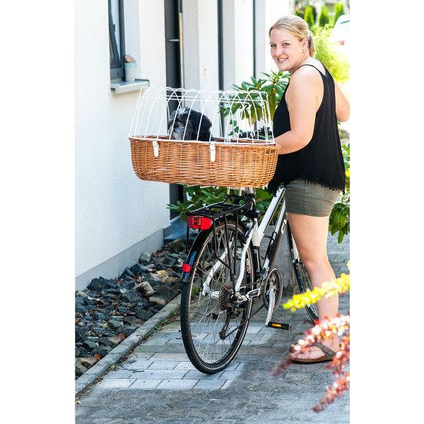 Aumüller Fahrradkorb für Hunde Rahmenmontage hinten, Bild 5