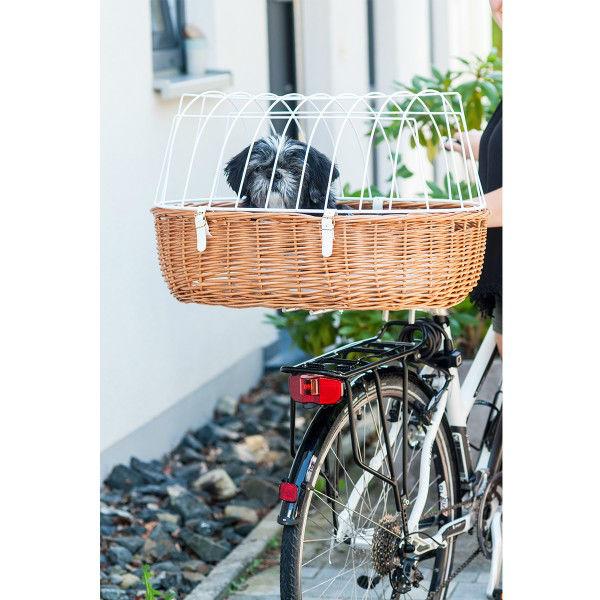 Aumüller Fahrradkorb für Hunde Rahmenmontage hinten, Bild 7