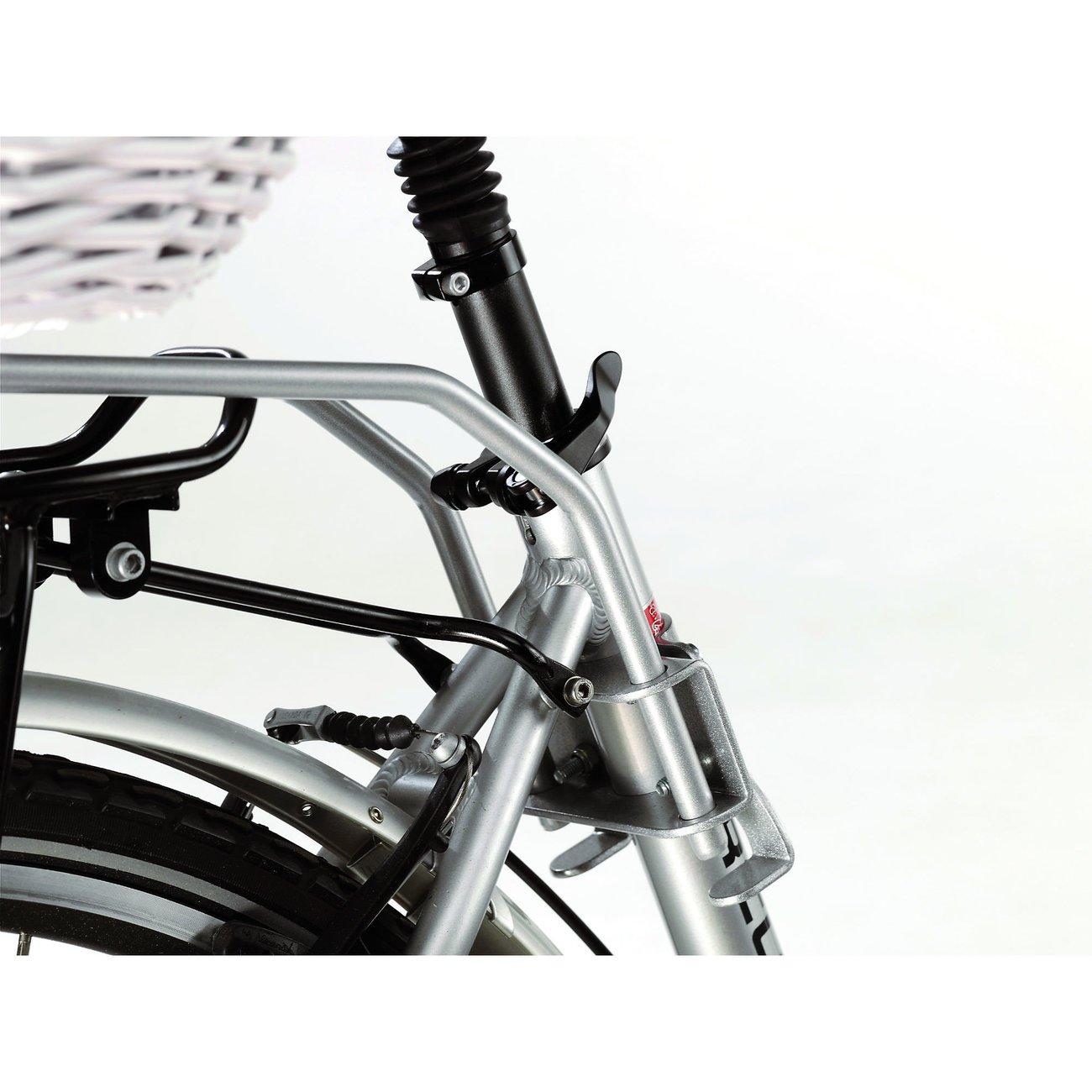Aumüller Fahrradkorb für Hunde Rahmenmontage hinten, Bild 9