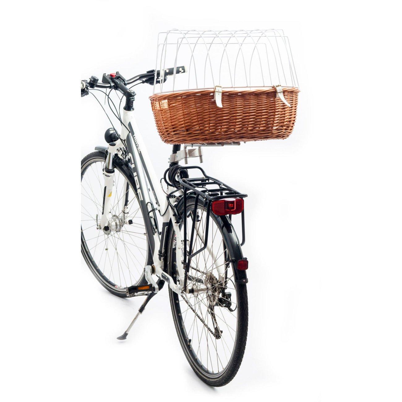 Aumüller Fahrradkorb für Hunde Rahmenmontage hinten, Bild 10