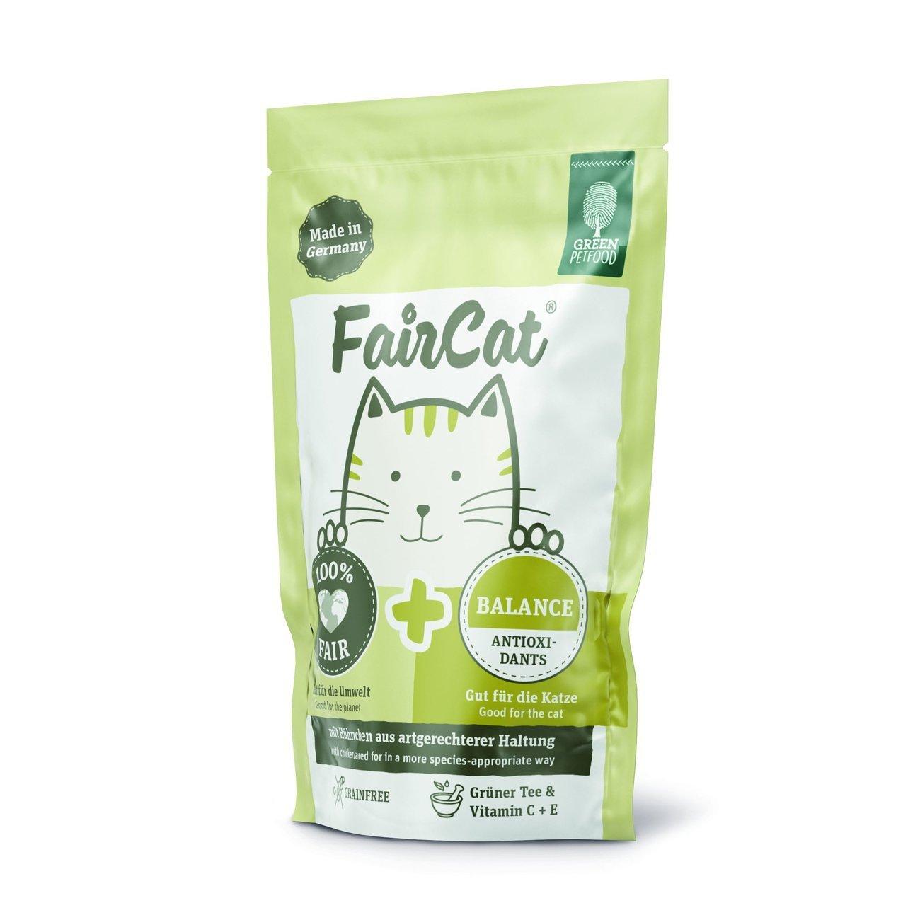 Green Petfood FairCat Balance Katzenfutter, Bild 2