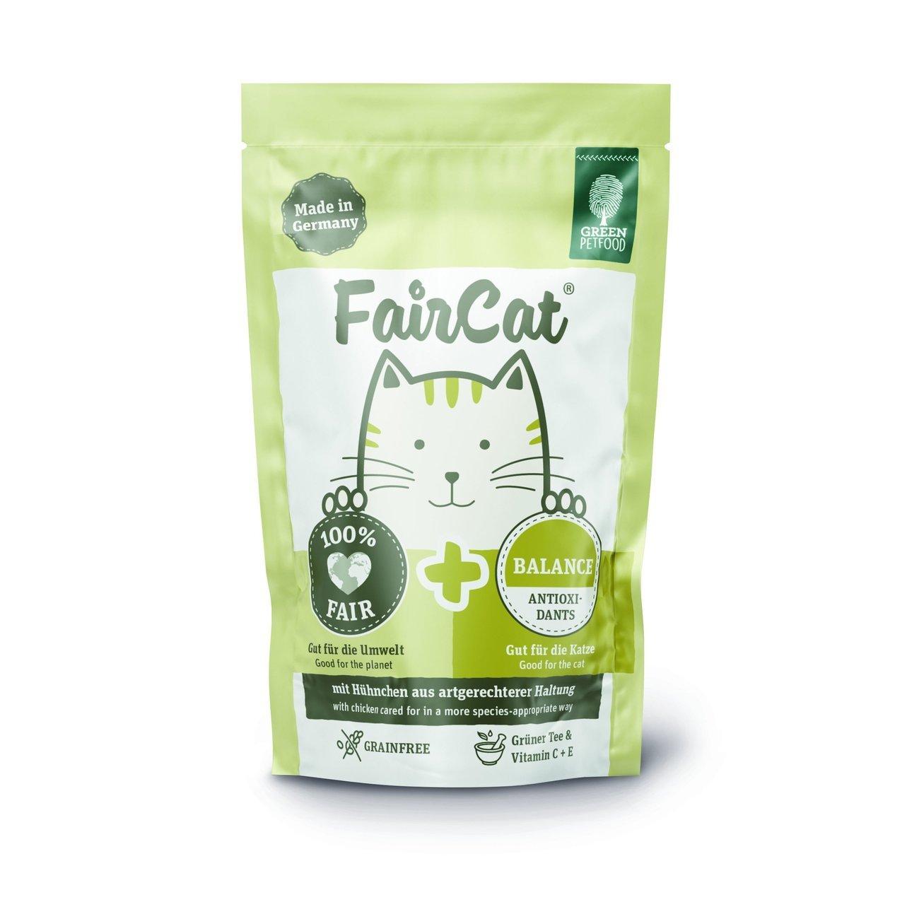 Green Petfood FairCat Balance Katzenfutter
