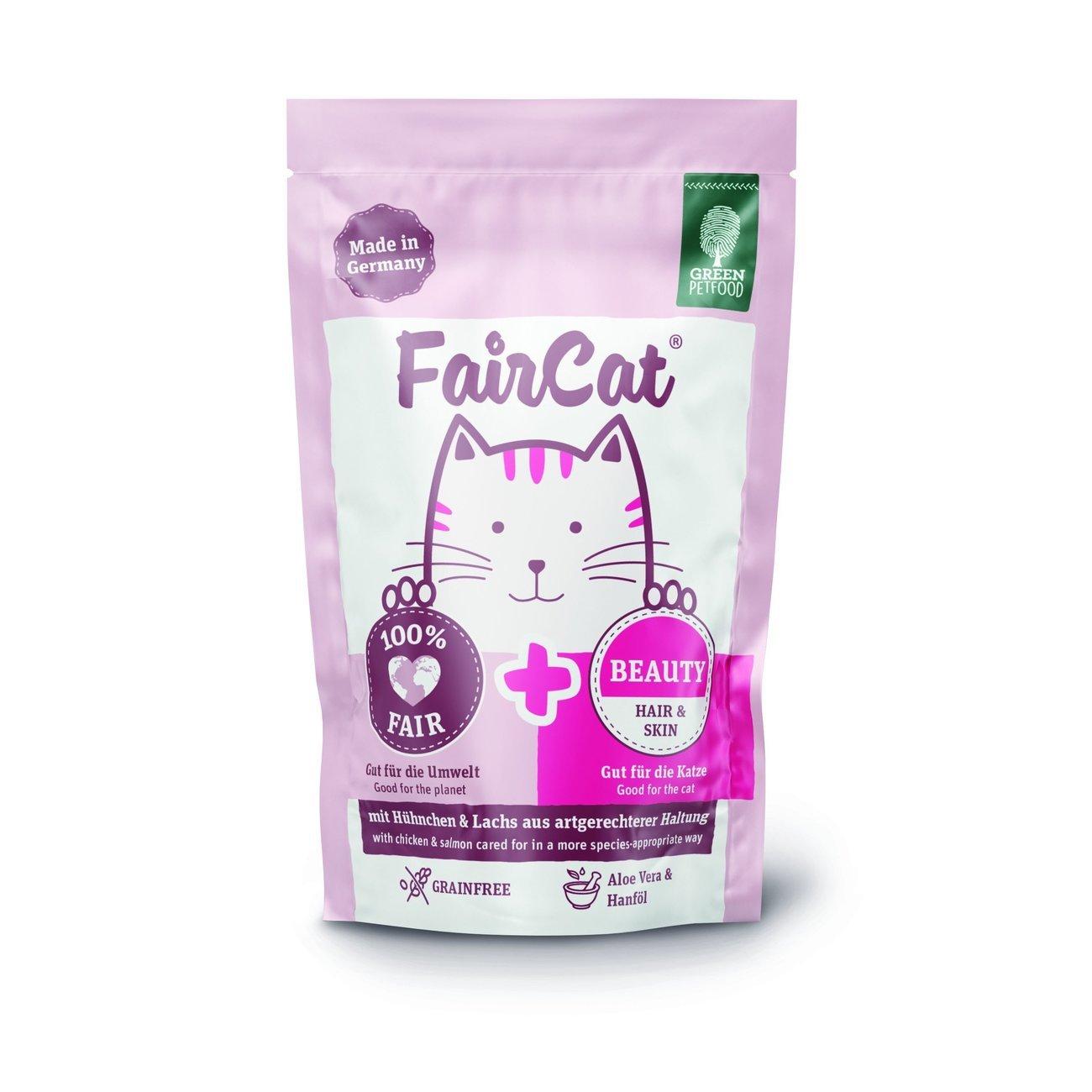 Green Petfood FairCat Beauty Katzenfutter