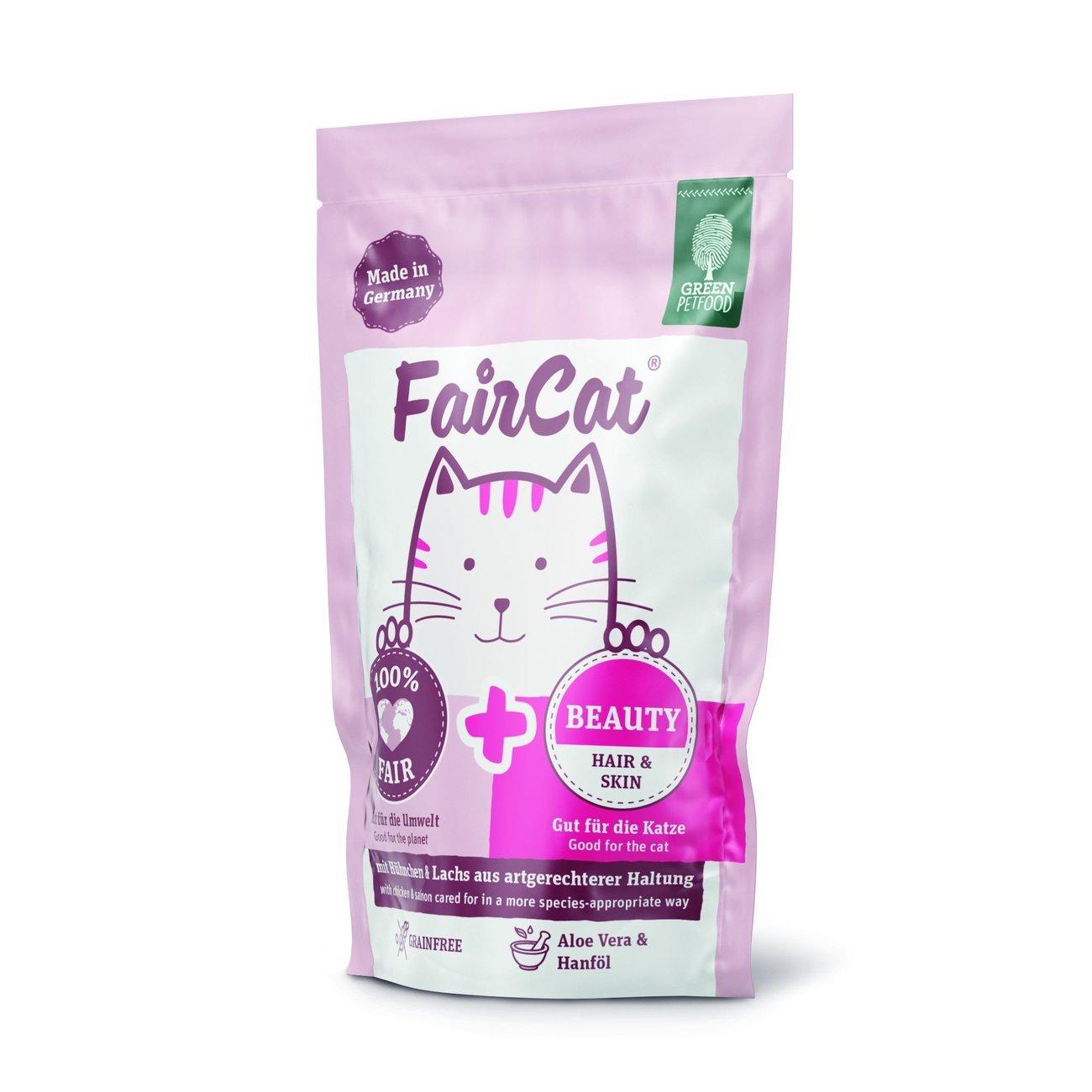 Green Petfood FairCat Beauty Katzenfutter, Bild 2