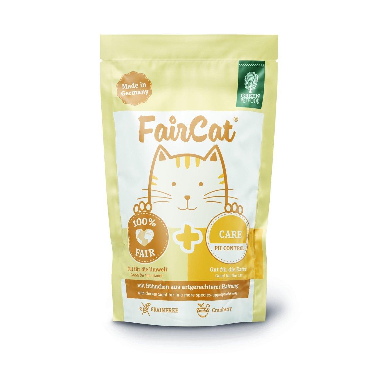 Green Petfood FairCat Care Katzenfutter