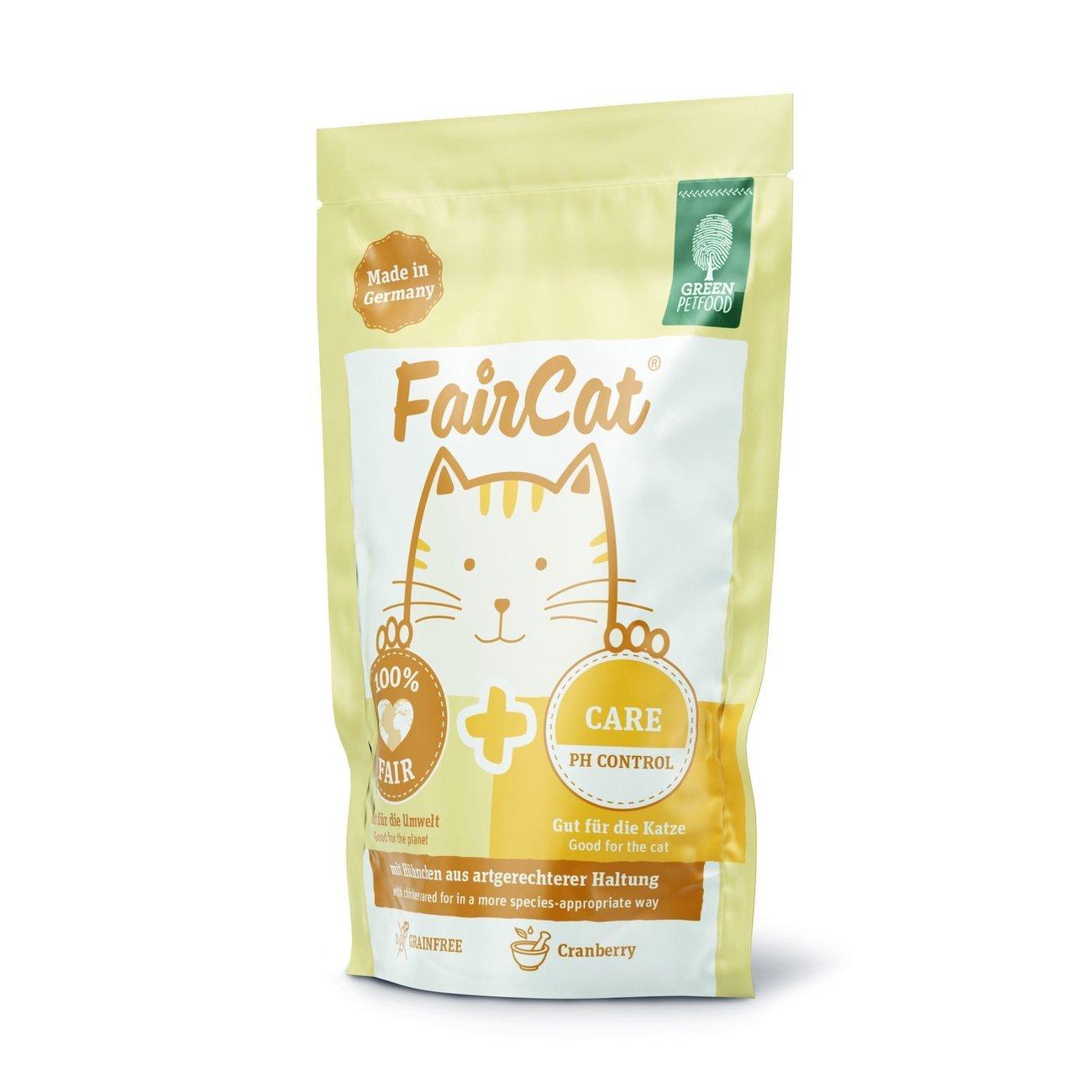 Green Petfood FairCat Care Katzenfutter, Bild 2