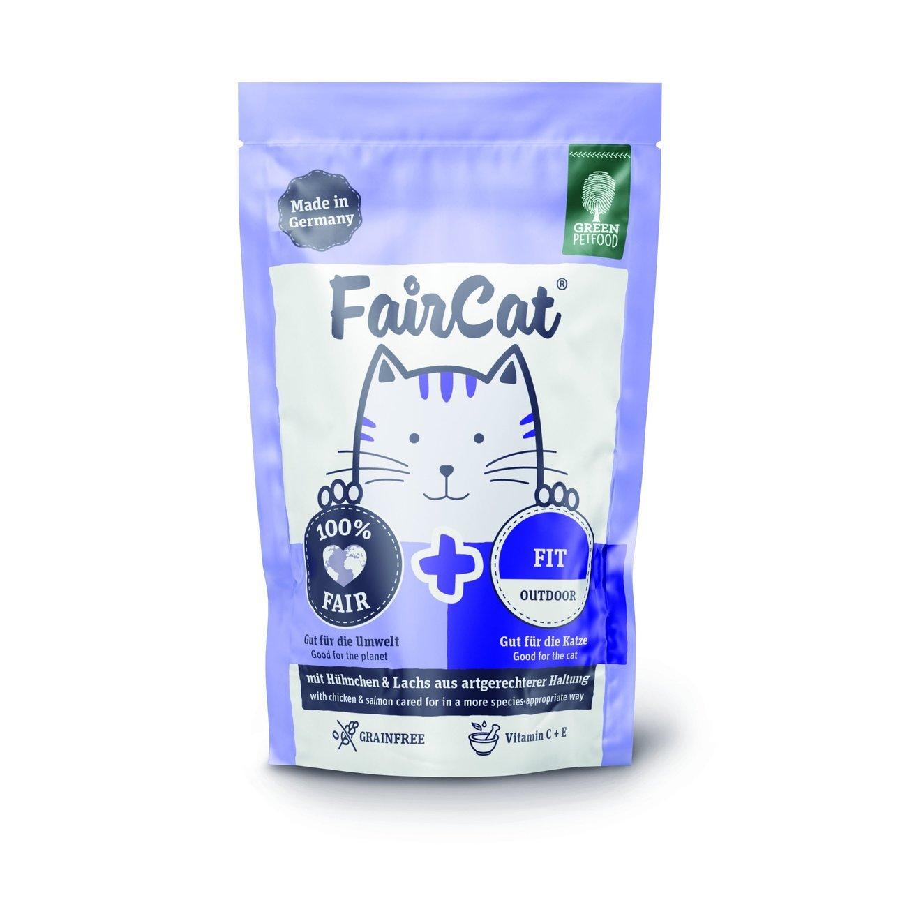Green Petfood FairCat Fit Katzenfutter