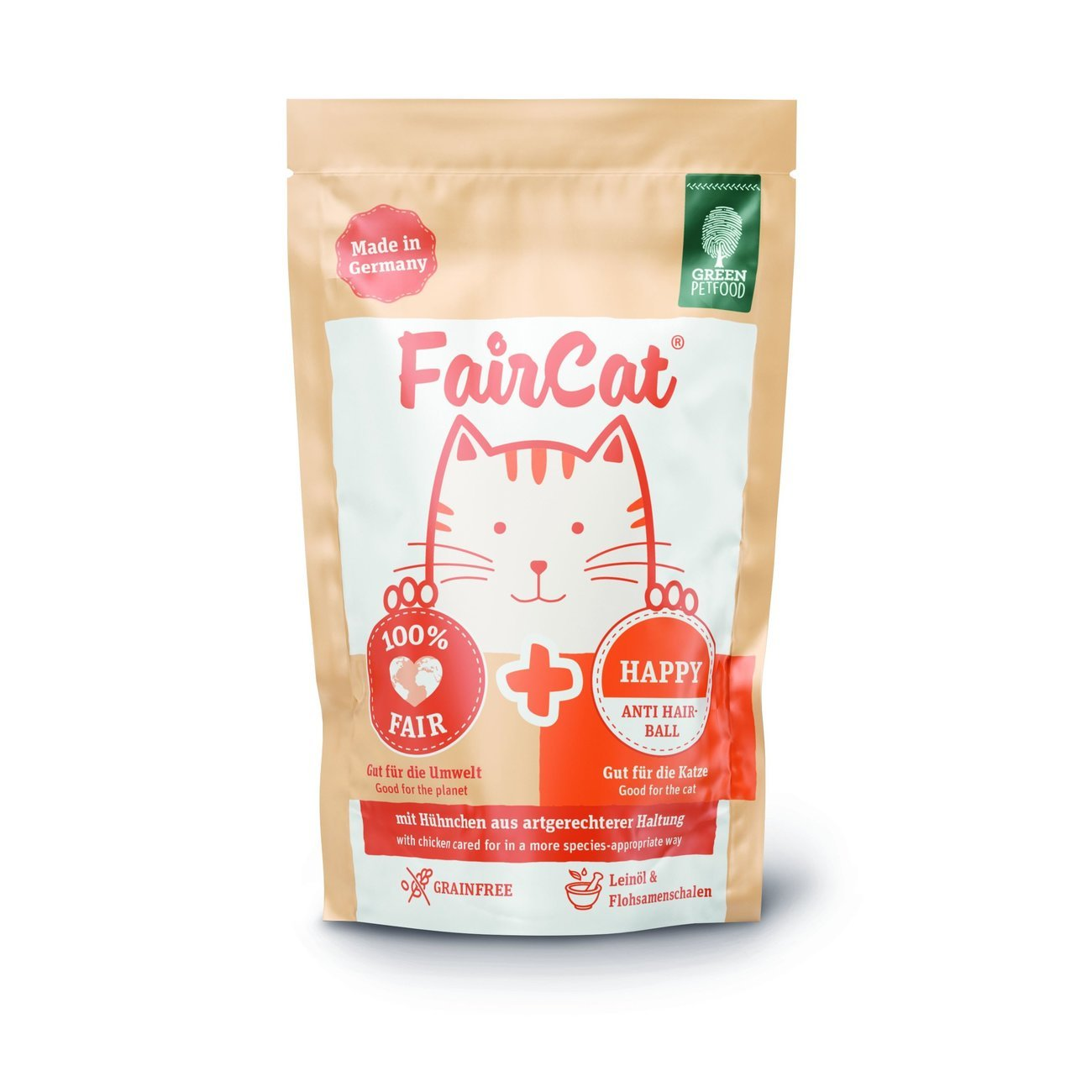 Green Petfood FairCat Happy Katzenfutter