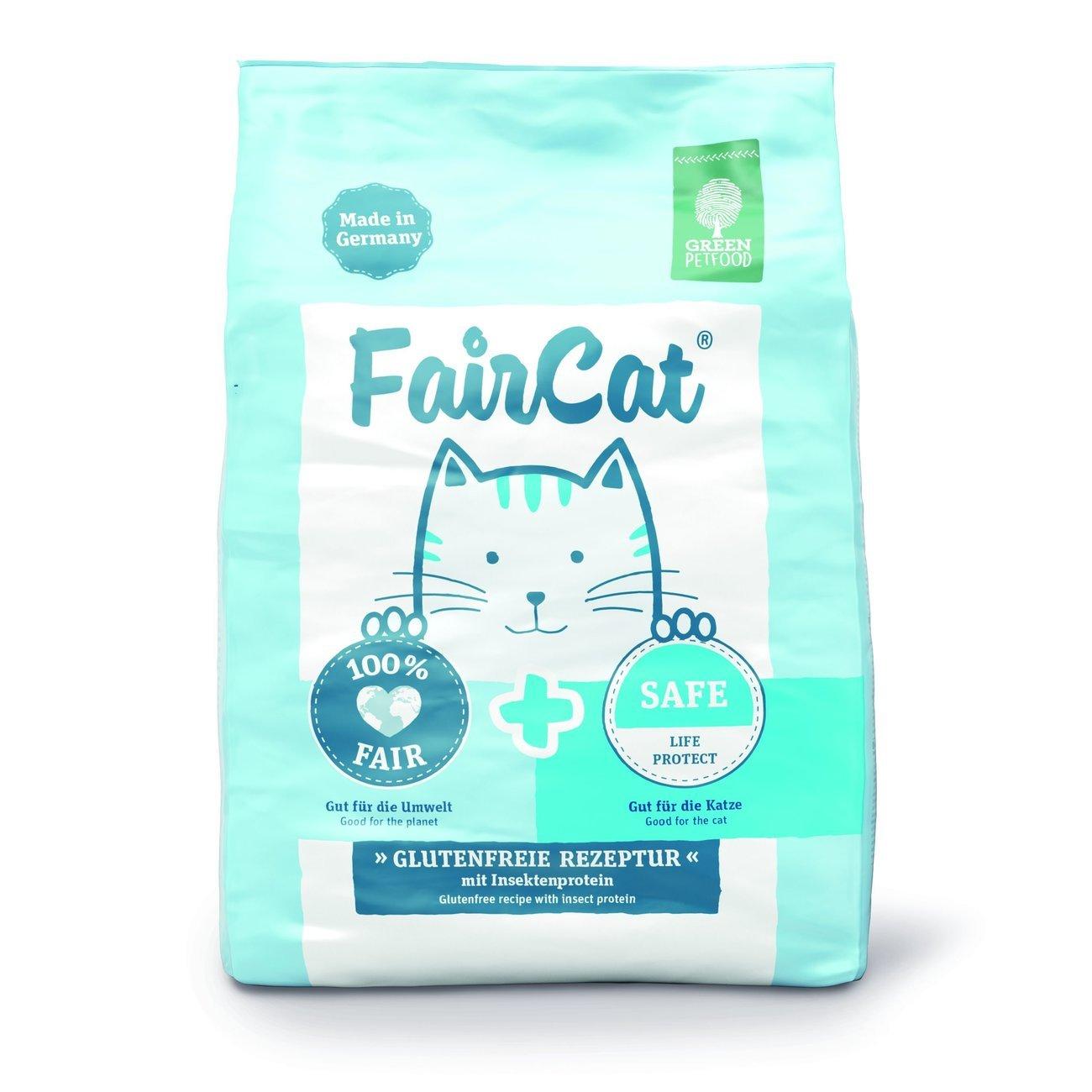 Green Petfood FairCat Safe Katzenfutter