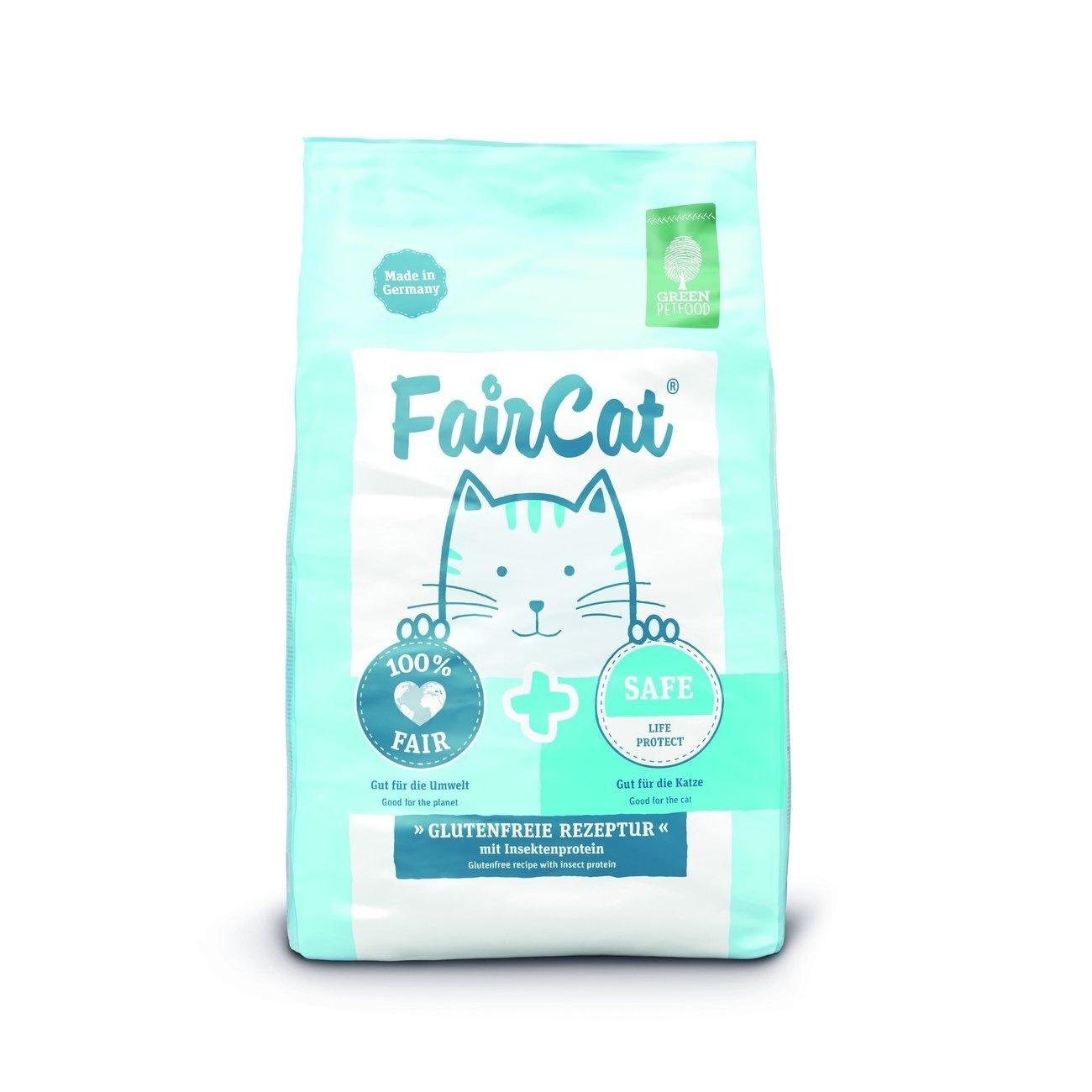 Green Petfood FairCat Safe Katzenfutter, Bild 3