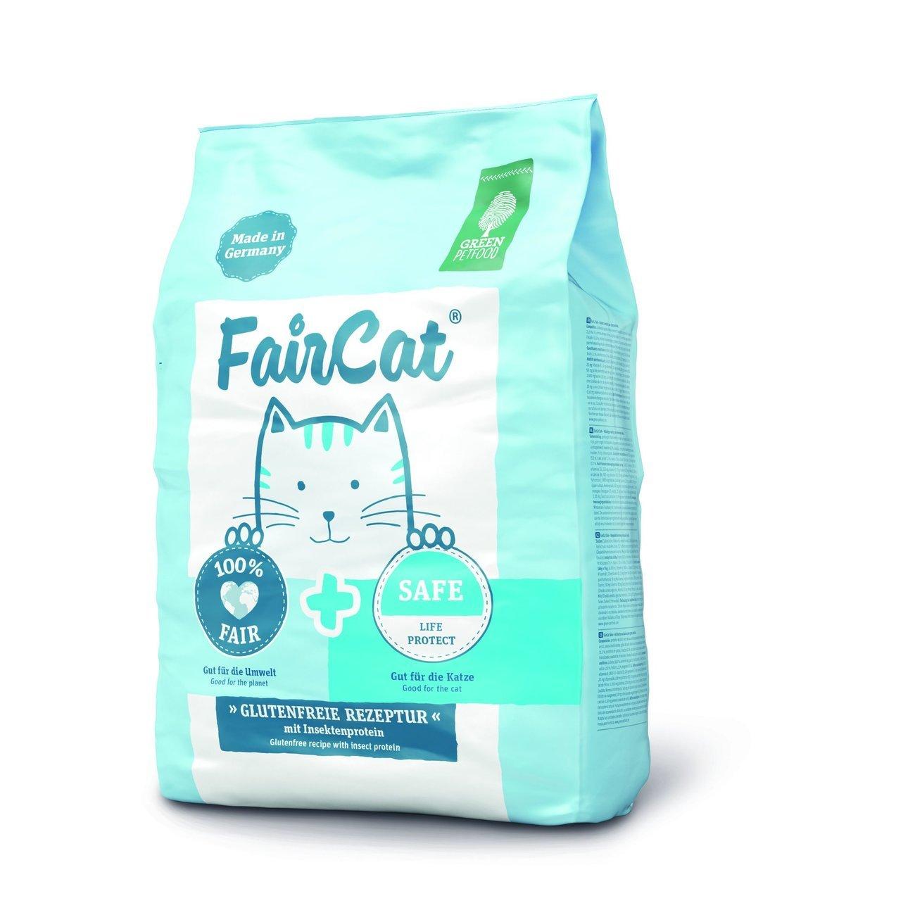 Green Petfood FairCat Safe Katzenfutter, Bild 2