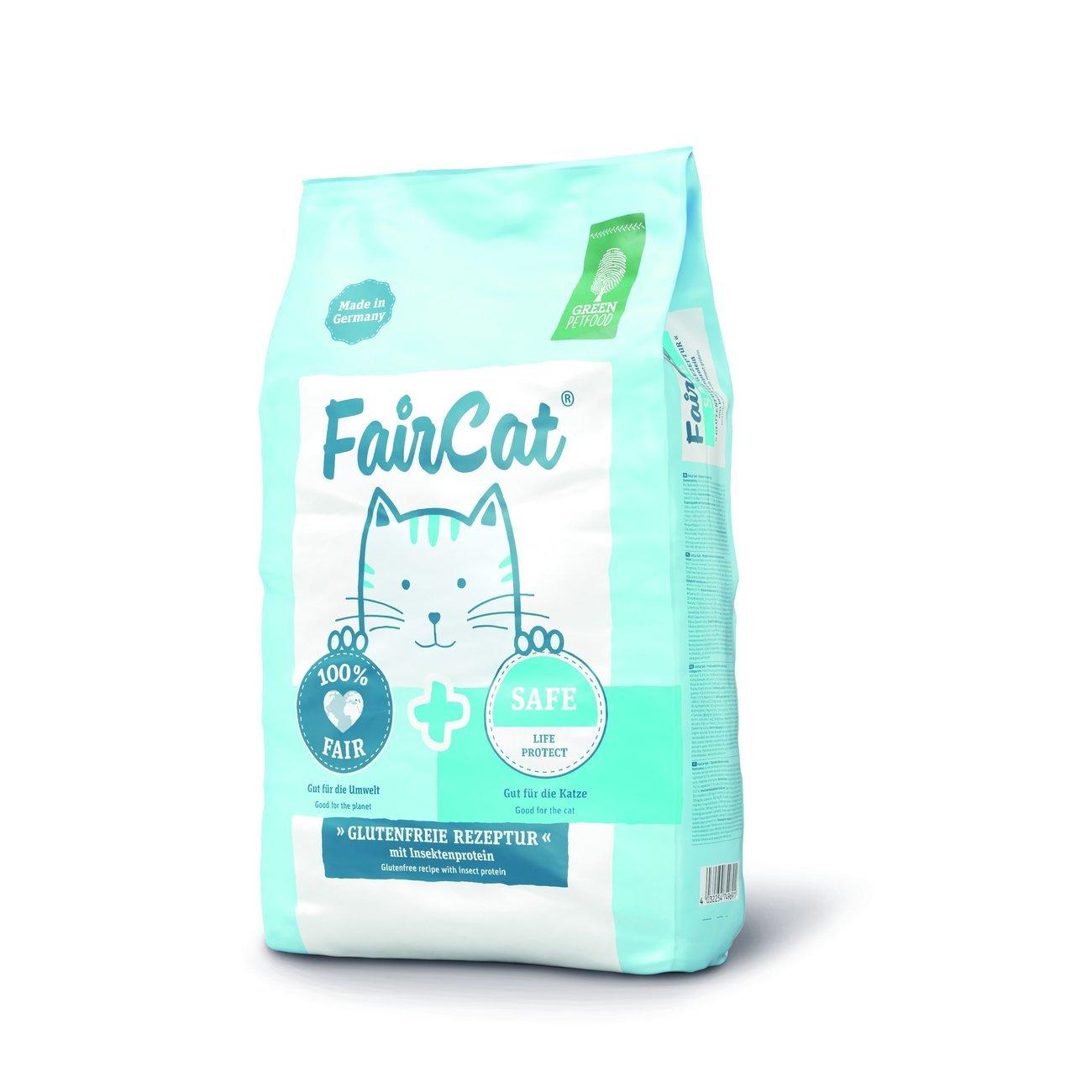 Green Petfood FairCat Safe Katzenfutter, Bild 4