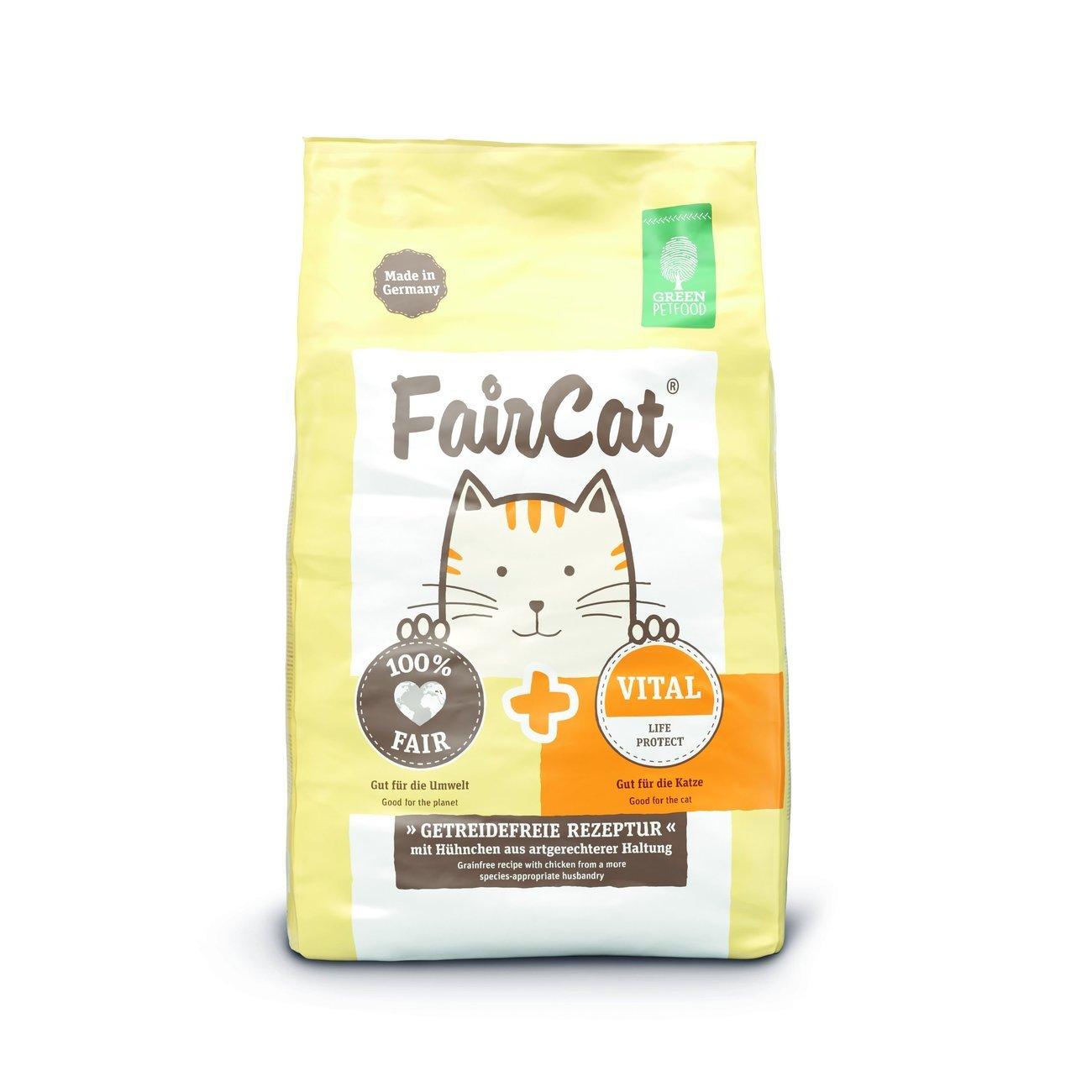 Green Petfood FairCat Vital Katzenfutter, Bild 3