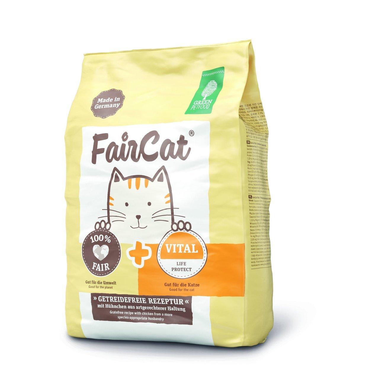 Green Petfood FairCat Vital Katzenfutter, Bild 2