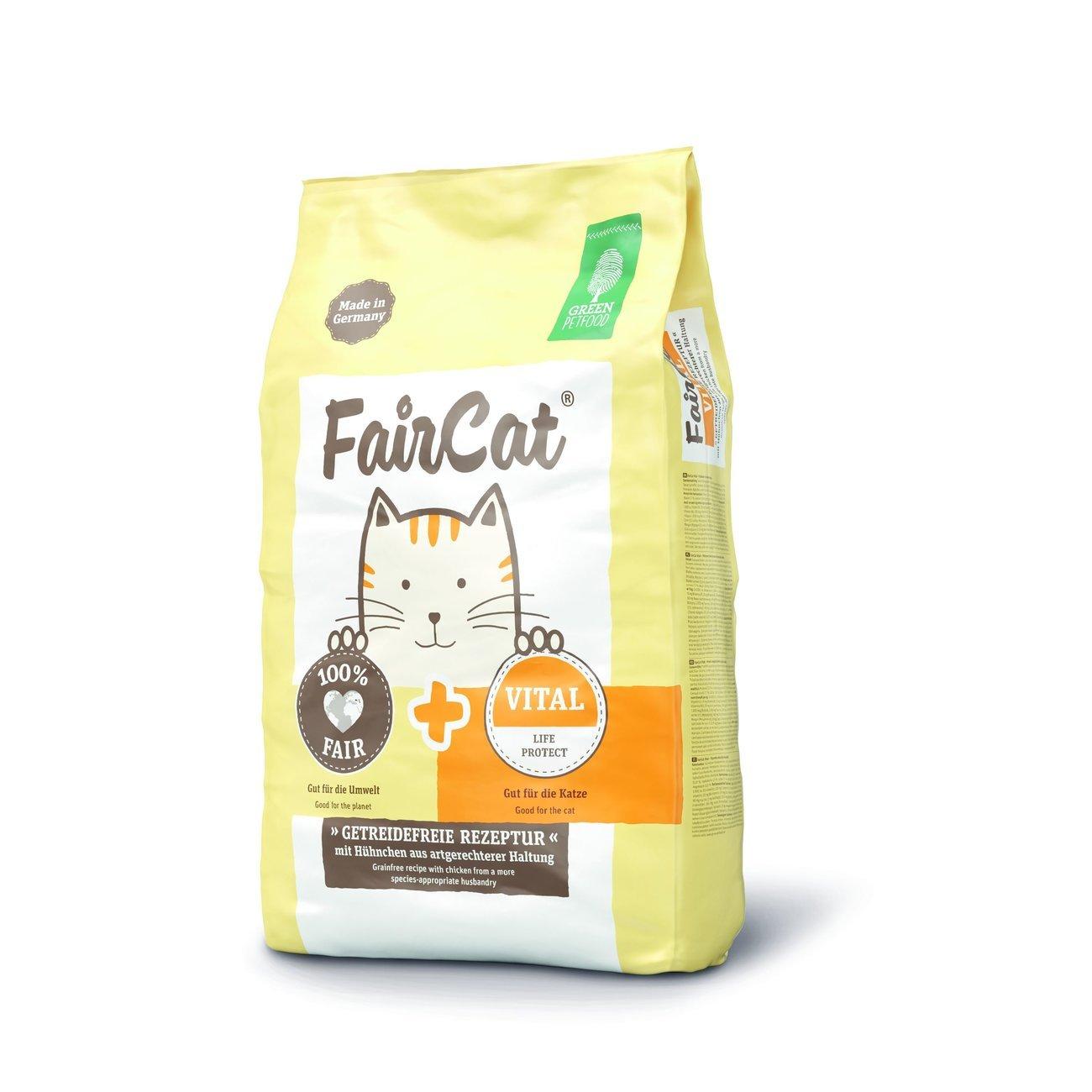 Green Petfood FairCat Vital Katzenfutter, Bild 4