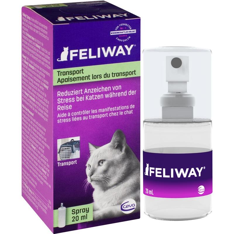 Feliway Transportspray für Katzen