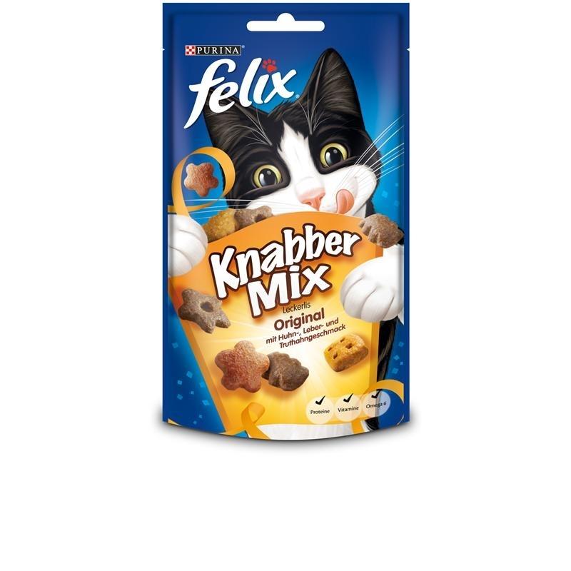 Felix KnabberMix Katzen Leckerlis