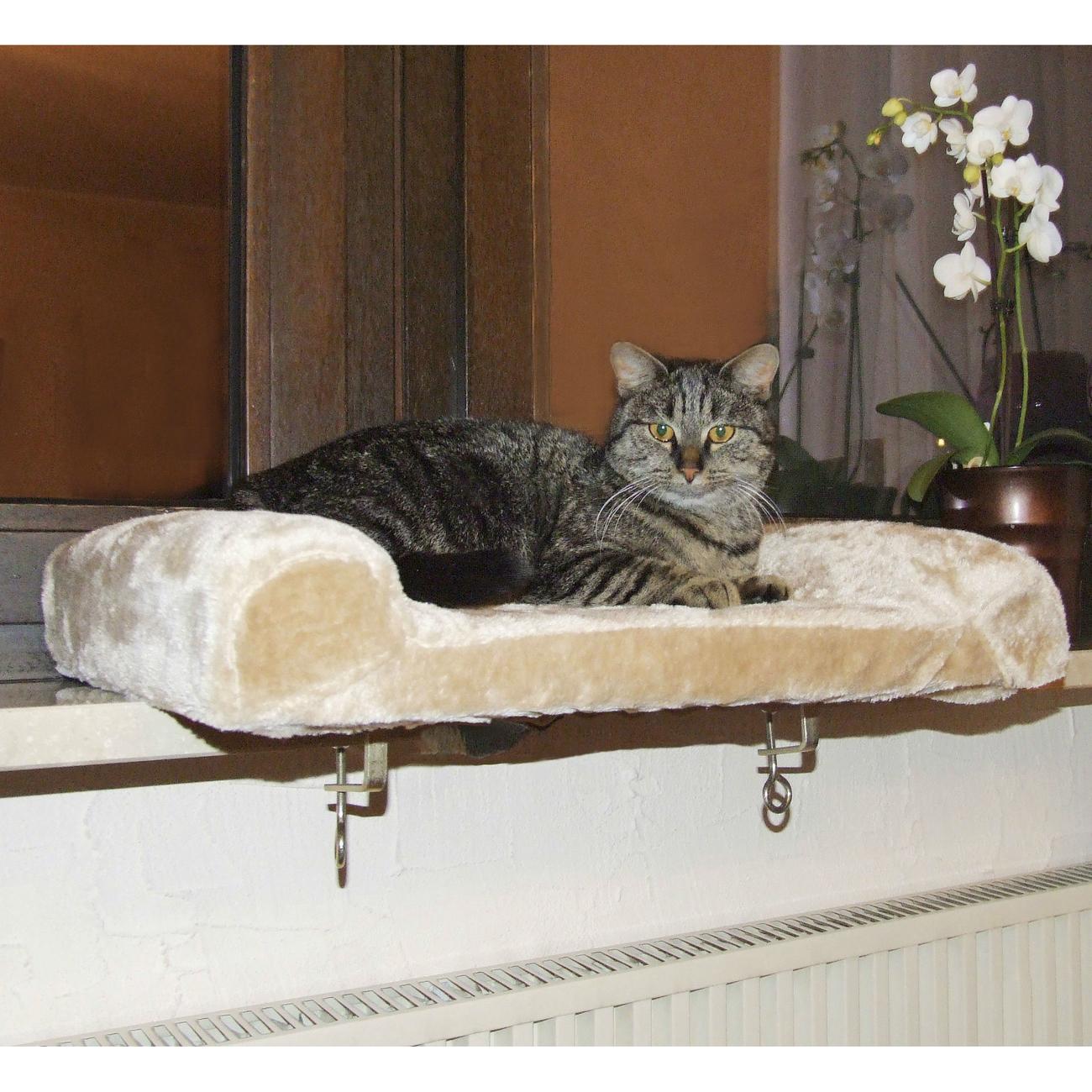Kerbl Fensterliegebrett für Katzen, Bild 3