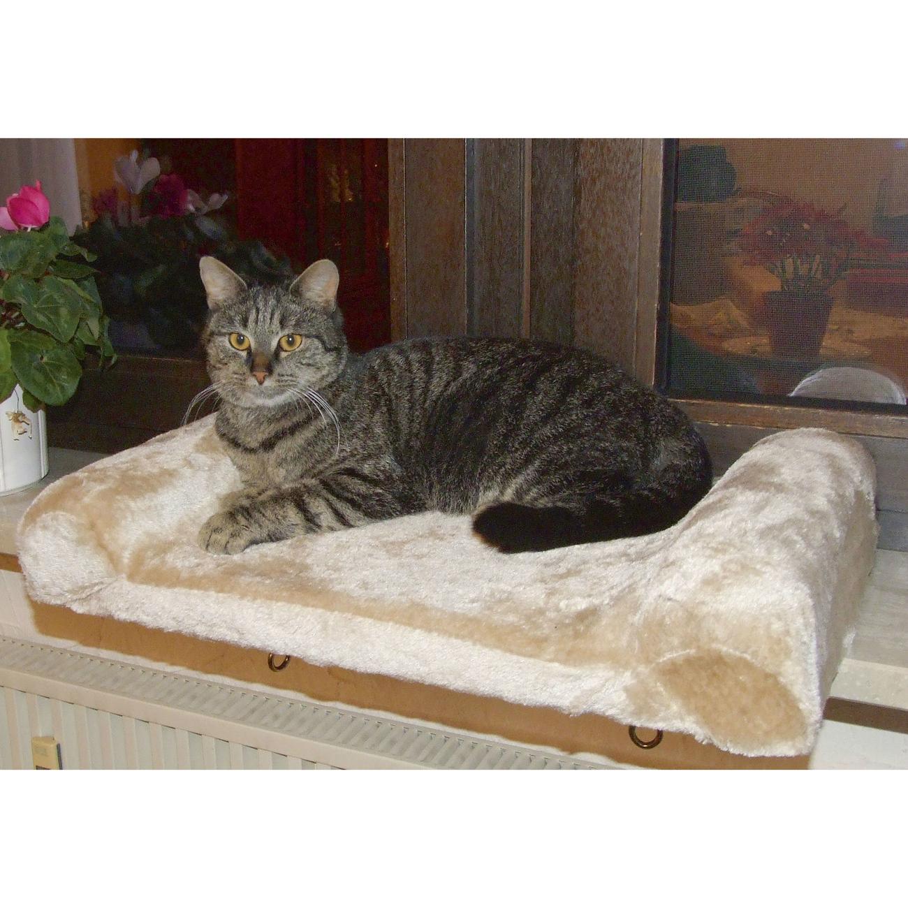 Kerbl Fensterliegebrett für Katzen, Bild 5