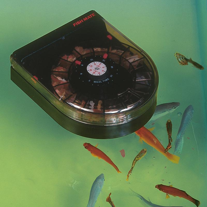 Pet Mate Fischfutterautomat Fish Mate F14 für Aquarium, Bild 3