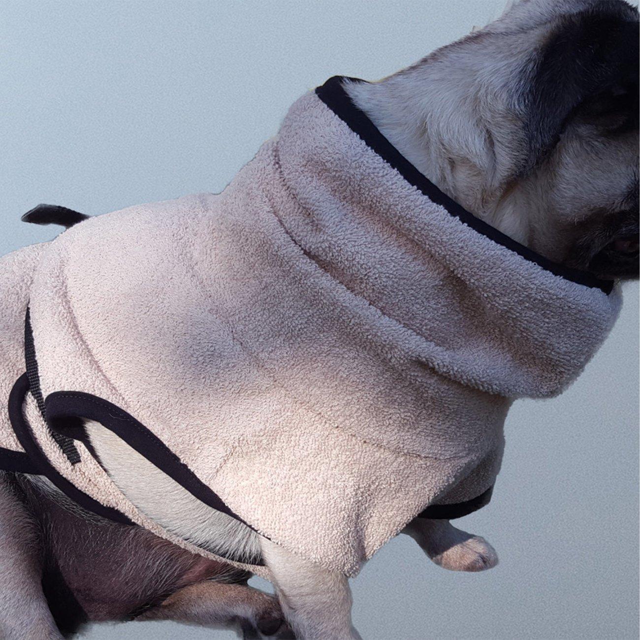 fit4dogs DryUp Cape Trockenmantel für Mops und Co, Bild 3