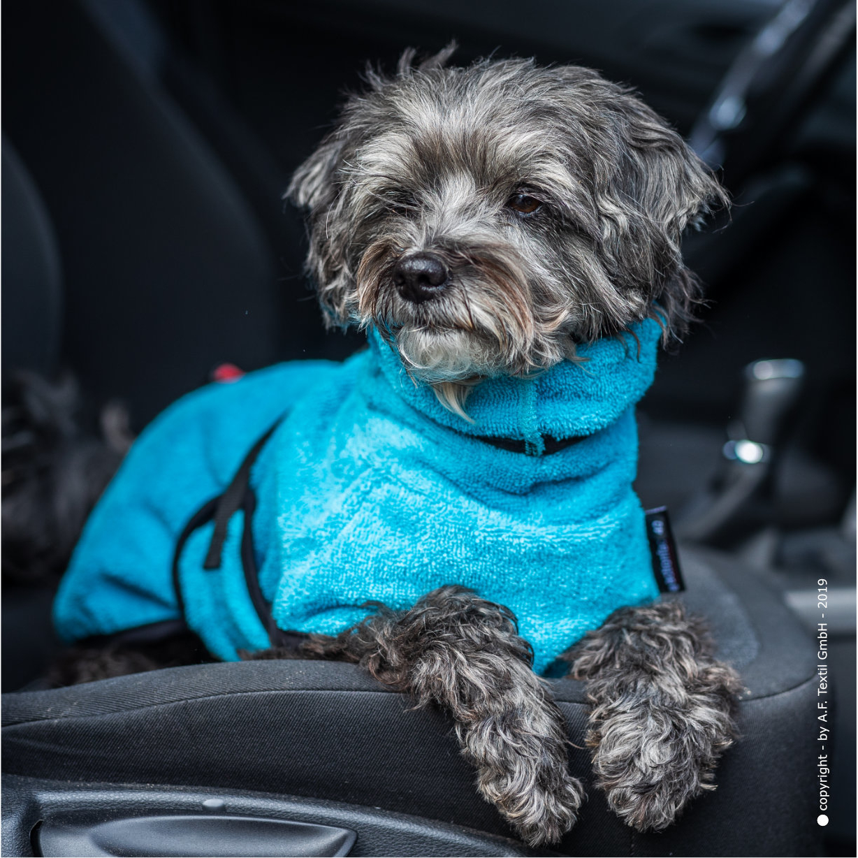 fit4dogs Dryup Mini Trockenmantel für Hunde, Bild 15
