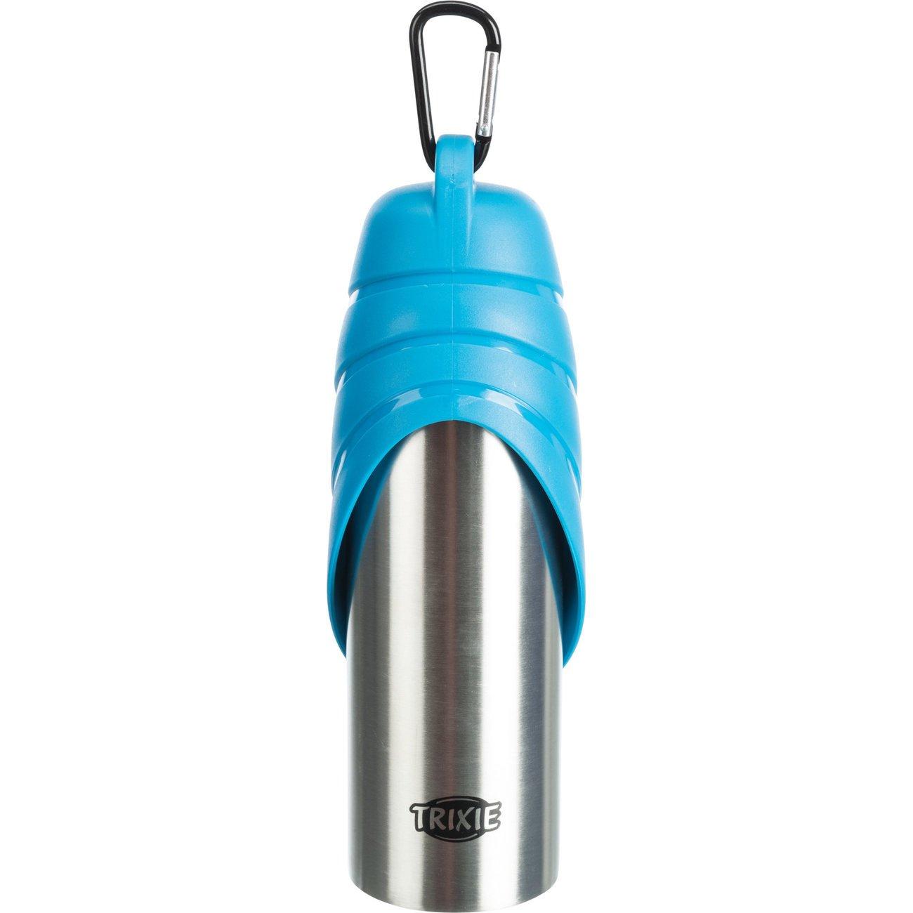 TRIXIE Flasche mit Trinknapf für Hunde unterwegs 24605, Bild 16