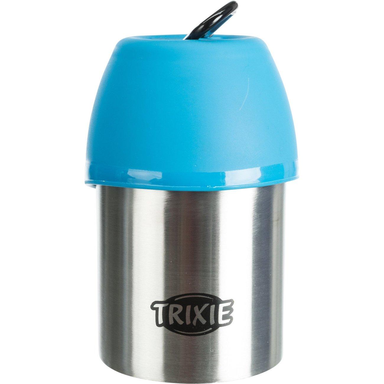 TRIXIE Flasche mit Trinknapf für Hunde unterwegs 24605, Bild 17