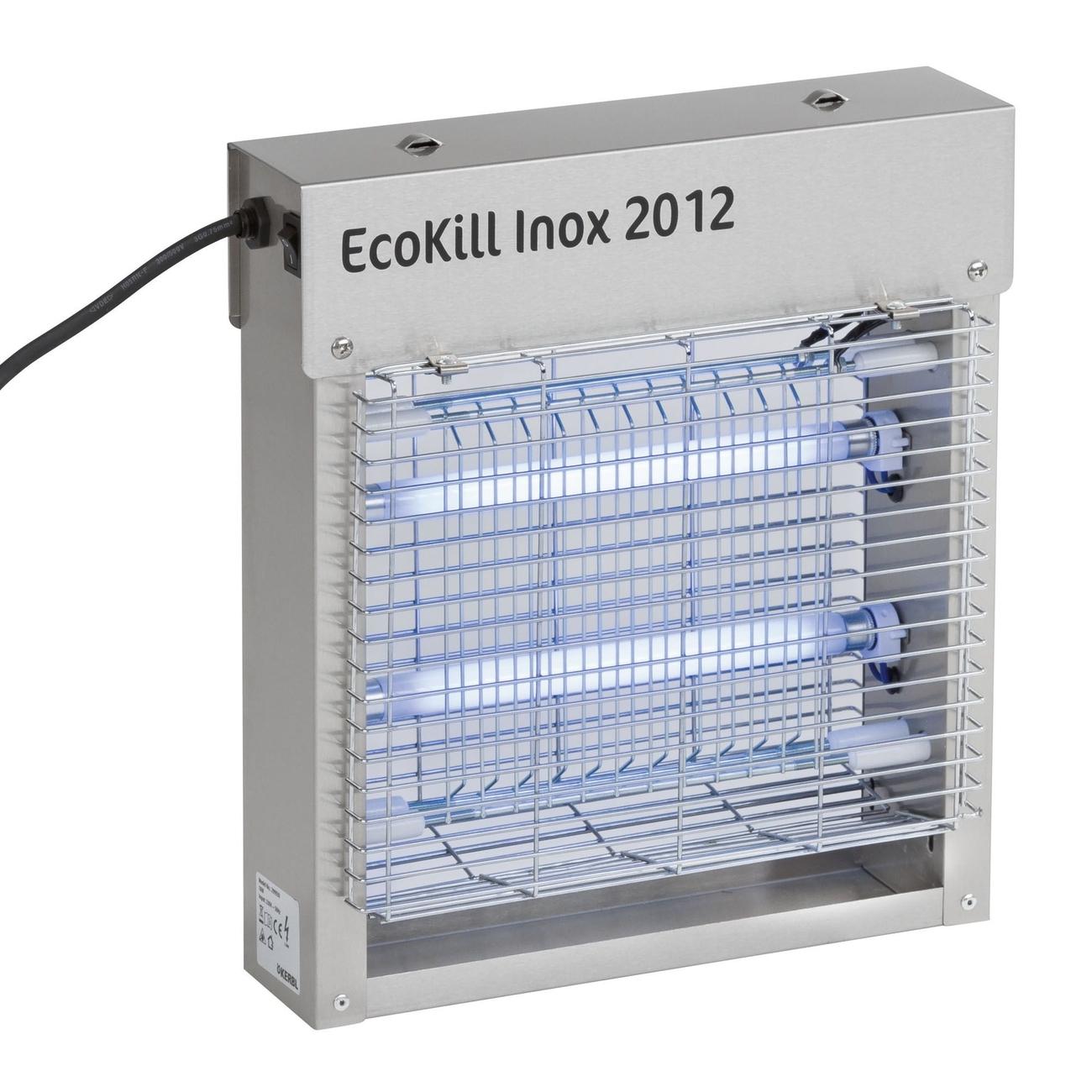 Kerbl Fliegenvernichter EcoKill Inox