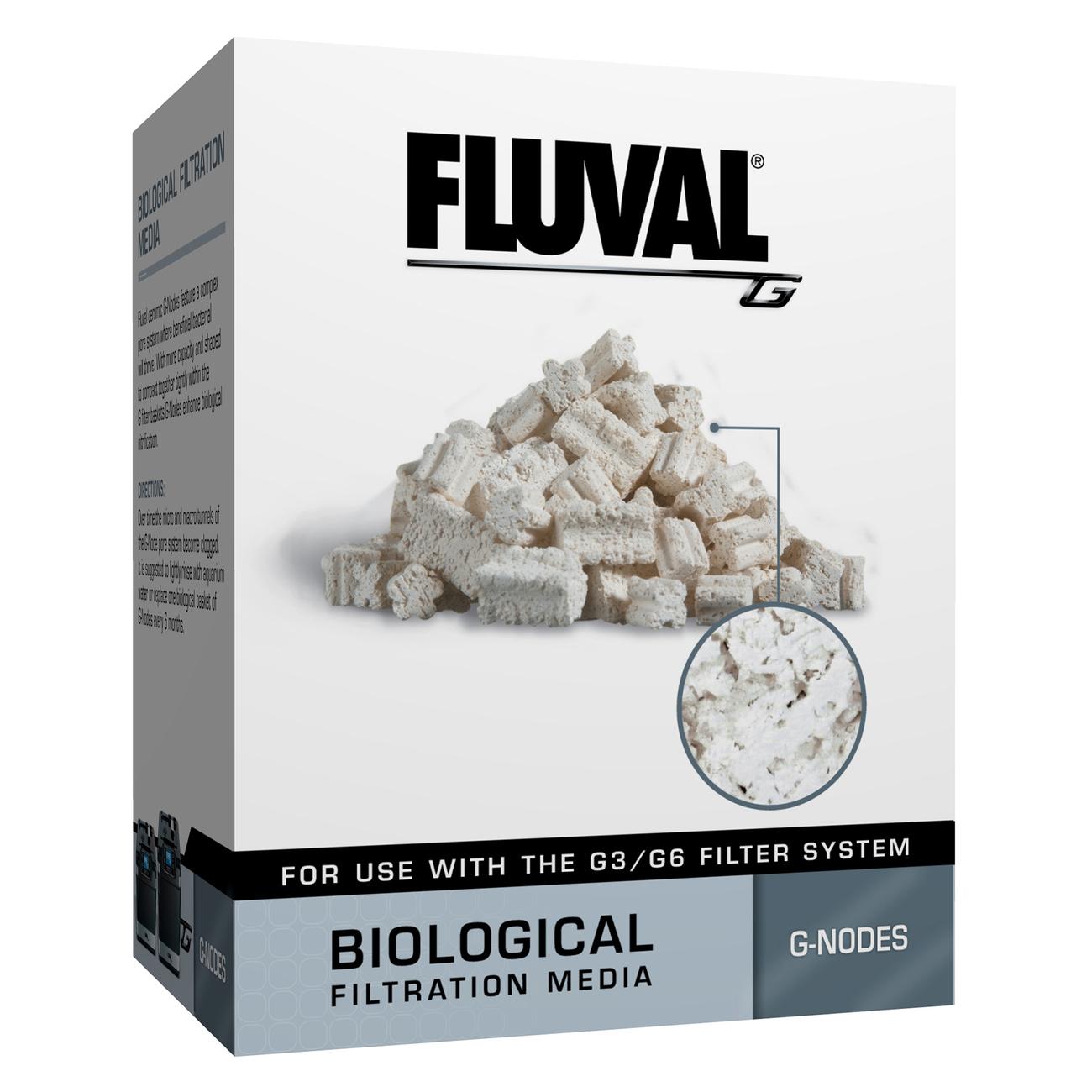 Hagen Fluval Filtermedien für G-Serien, G Knoten - Biologisches Filtermedium (13 x 8 x 18 cm)