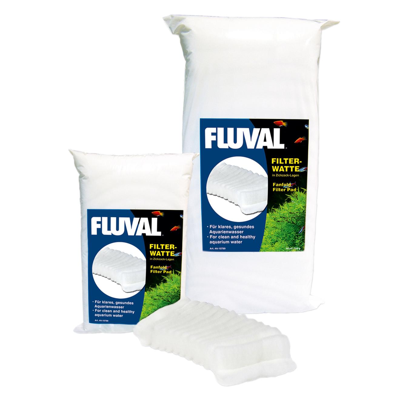 Fluval Filterwatte im Polybeutel