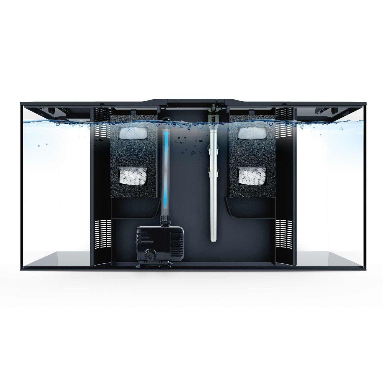 Fluval Flex 123 Liter Aquarium, Bild 4