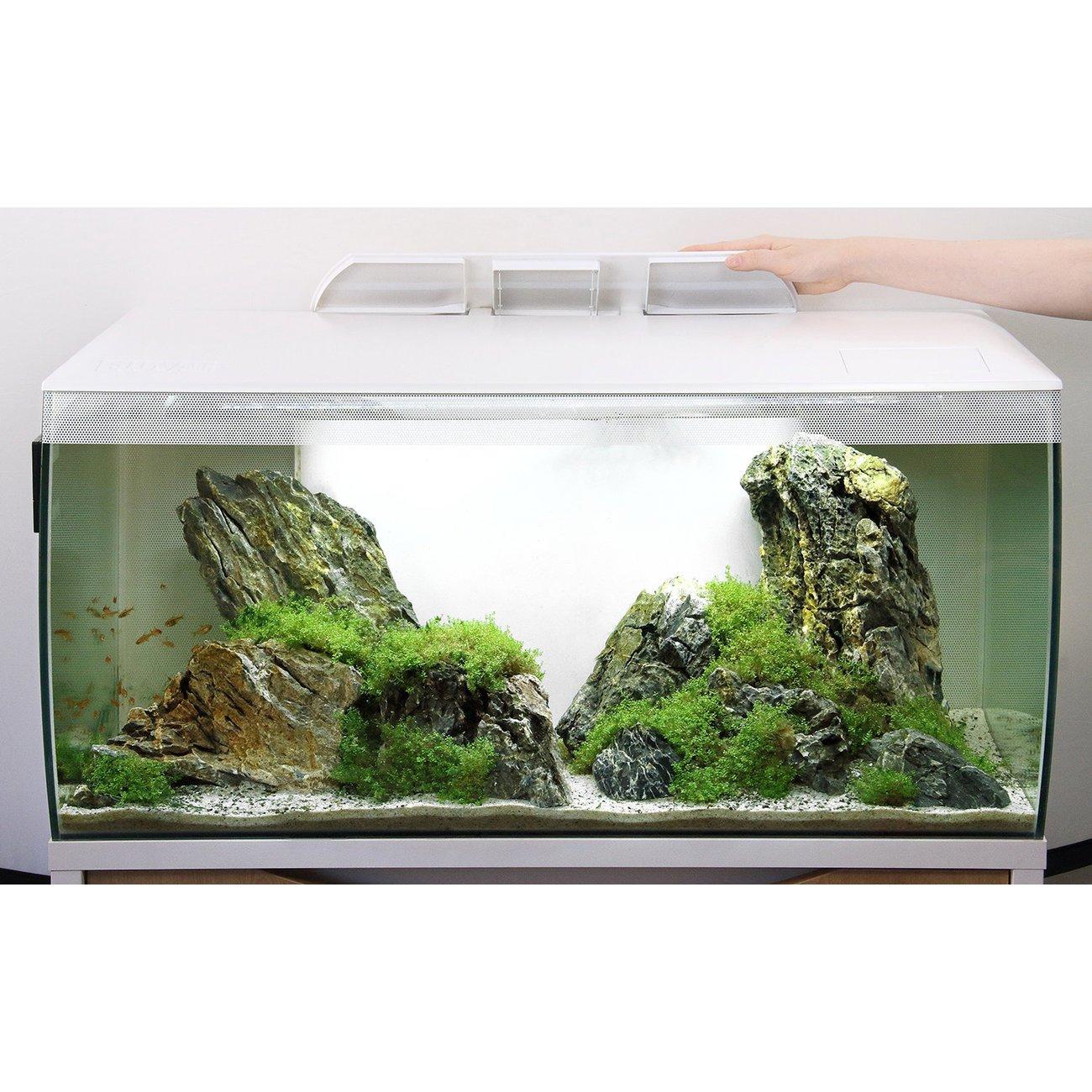 Fluval Flex 123 Liter Aquarium, Bild 9