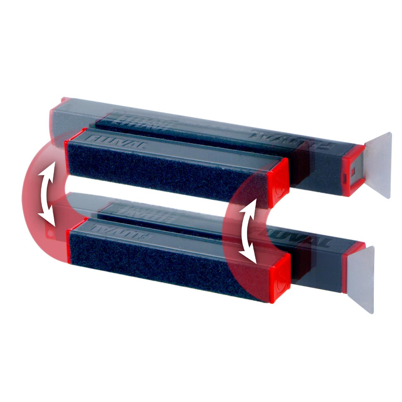 Fluval Razor-Algenmagnet mit Klinge, Bild 7