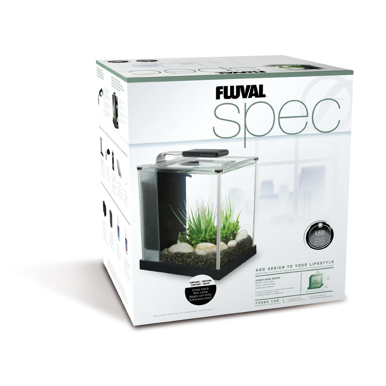 Fluval SPEC Süßwasser Aquarium Set, Bild 2