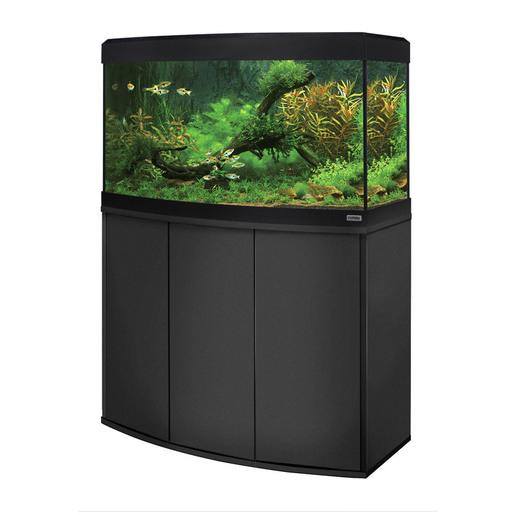 Fluval Süßwasser Aquarium mit Schrank Vicenza