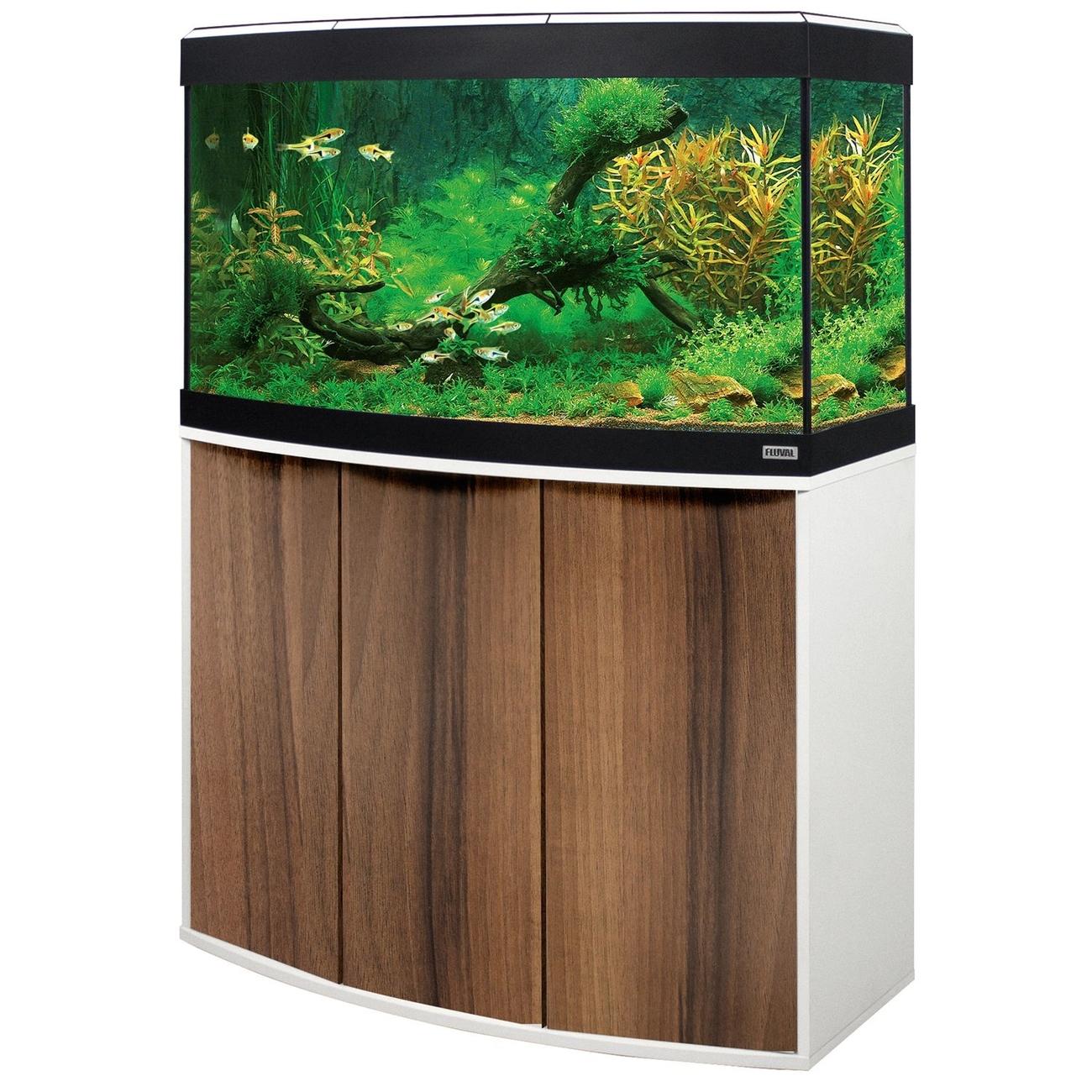 Fluval Süßwasser Aquarium mit Schrank Vicenza, Bild 17