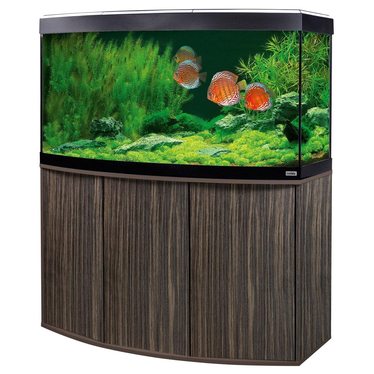 Fluval Süßwasser Aquarium mit Schrank Vicenza, Bild 18
