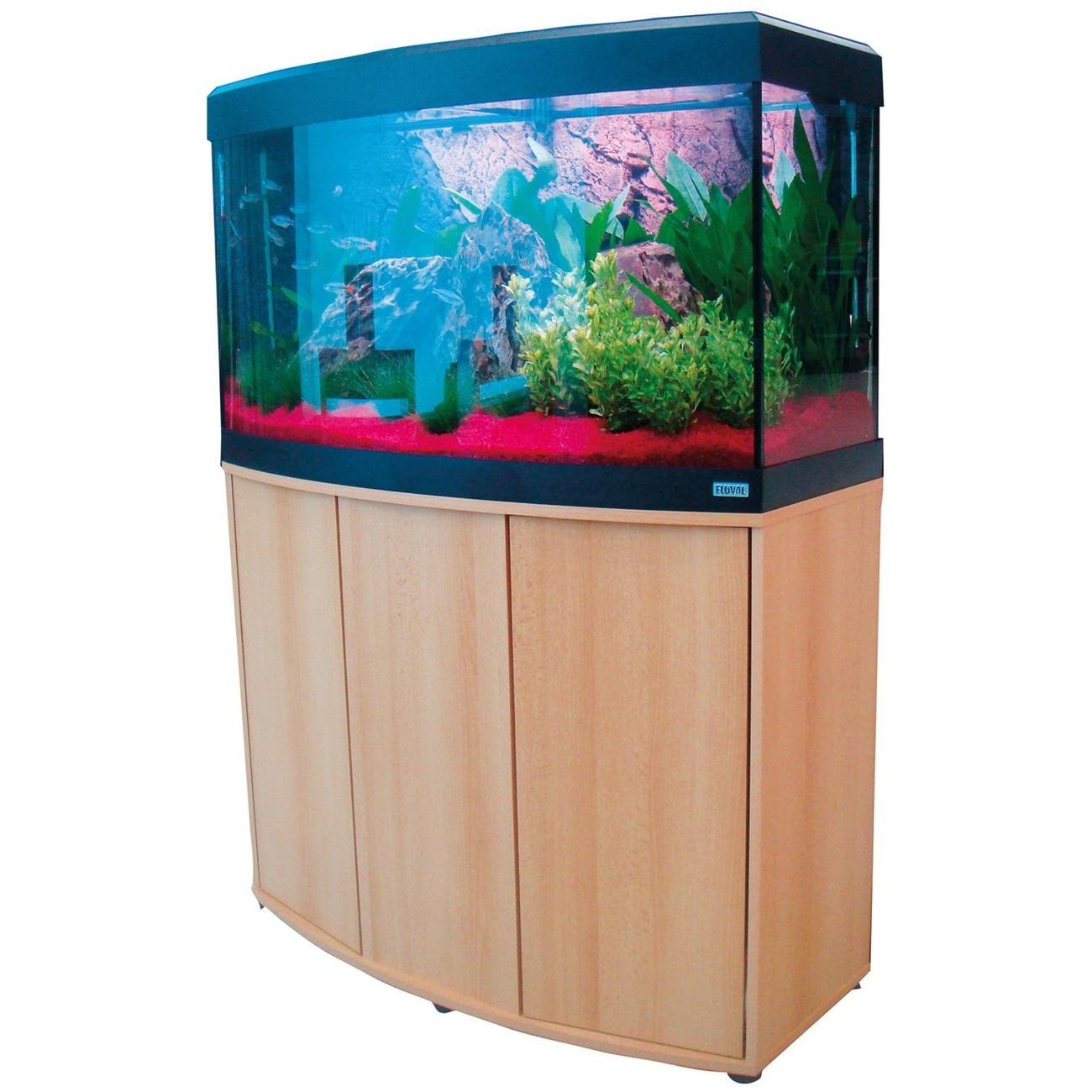 Fluval Süßwasser Aquarium mit Schrank Vicenza, Bild 21
