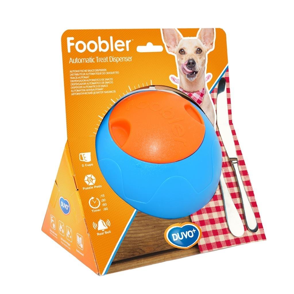 Duvo+ Foobler Futterball mit Timer, Bild 2